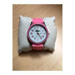 Vendo Relógio Rosa Lacoste