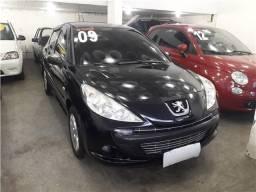 Peugeot 207 1.6 xs 16v flex 4p manual - 2009