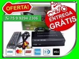 Conversor Tv Digital Multimídia Com Gravador -Novo-Entrega Grátis