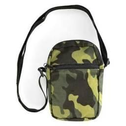 Shoulder Bag Camuflada