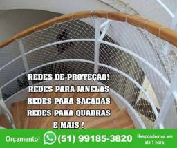 Redes de proteção no Rio grande do sul
