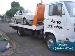 Guincho 24 horas em Cuiabá e V.G. (Arno Guinchos)
