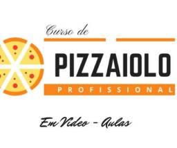 Curso de Pizzaiolo - Aulas On Line - Qualificação Profissional