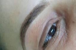 Limpeza de pele e sobrancelhas