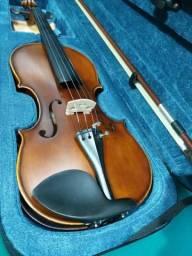 Violinos 4/4 e 3/4