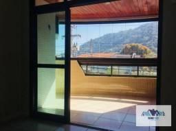 Lindo Apartamento com 3 dormitórios para alugar, 84 m² por R$ 1.700/mês - São Francisco -