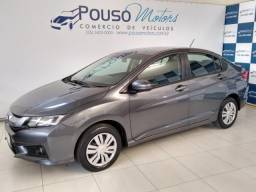 HONDA CITY 2017/2017 1.5 DX 16V FLEX 4P AUTOMÁTICO - 2017