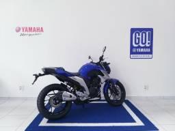 Sem Entrada + 48x 649 Yamaha Fazer 250cc ABS 19/20 Imperdível - 2019