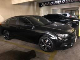 Civic Sport Automatico - 2017 - Preto - 2017