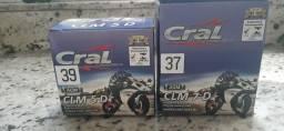Bateria De Moto Cral 5ah e 7ah ( Nova)