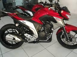 Entrada de R$ 3.990 + 48x 598 Yamaha Fazer 250cc ABS 20/21 Imperdível