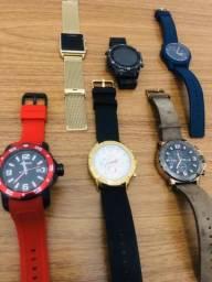 Relógios a venda! Originais! Uso pessoal!