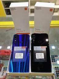 Redmi Note 7 | 64GB Rom e 4GB de Ram | 1 Ano de Garantia | NF-e | Loja ParkShopping Canoas