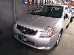 Completooo! Nissan Sentra 2.0 SL Flex 4P Automático 2013 + uma pequena entrada - 2013