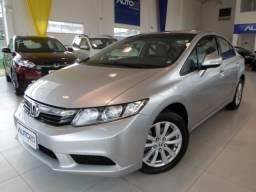 Honda Civic 1.8 LXL automático - 71.000 km - 2013