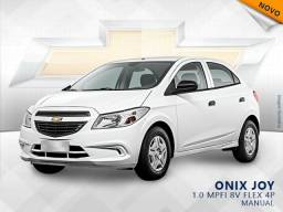 CHEVROLET ONIX 1.0 MPFI JOY 8V FLEX 4P MANUAL - 2020