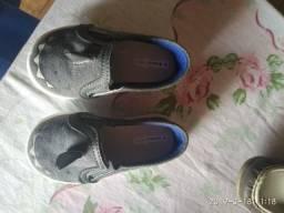 Vendo sapatos numero 18 e 19