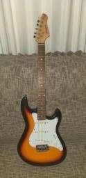 Vendo ou troco guitarra stratocaster