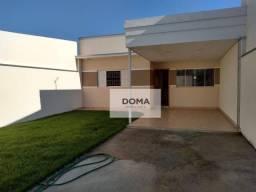 Casa com 2 dormitórios à venda, 90 m² por r$ 280.000 - jardim vila rica - santa bárbara d'