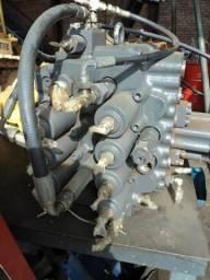 Comando hidraulico original Escavadeira Volvo EC210