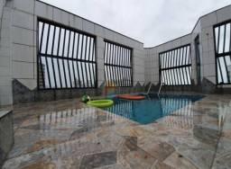 Cobertura com 3 dormitórios para alugar, 172 m² por r$ 3.500,00/mês - ocian - praia grande