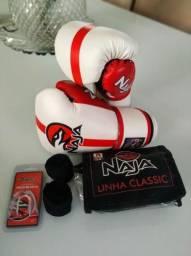 Luvas Boxe/Muay Thai 14oz Naja