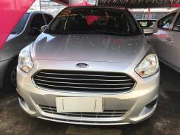 Ford Ka 2015 + GNV - ÚNICO dono!!! financio SEM entrada - 2015