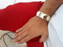 Chegou!! Bracelete moeda entrega grátis!!