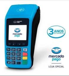 Máquina de cartão point pró inprime comprovantes pronta entrega