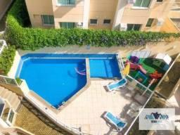 Título do anúncio: Maravilhoso Apartamento Mobiliado com 3 dormitórios à venda, 72 m² por R$ 420.000 - Badu -