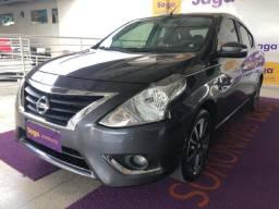 Nissan Versa 1.6 16V S FlexStart (Flex)