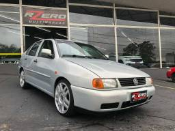 Volkswagen Polo Classic 1999 Completo Raridade Muito Novo 1.8 Mi Rodas Impecável