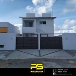 Casa com 2 dormitórios à venda, 110 m² por R$ 145.000 - Bairro das Indústrias - João Pesso