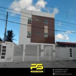 Título do anúncio: Apartamento com 2 dormitórios à venda, 66 m² por R$ 140.000,00 - Cristo Redentor - João Pe