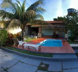 Casa em Aruanã c piscina para Temporada - comporta 10 pessoas