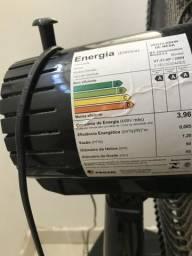 Ventilador turbo silencisoso 6 pás 3 velocidades