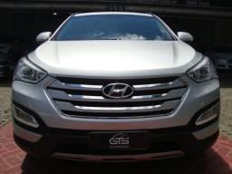 SANTA FÉ 2014/2015 3.3 MPFI 4X4 V6 270CV GASOLINA 4P AUTOMÁTICO - 2015
