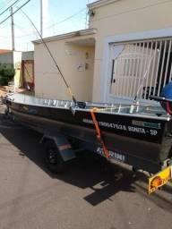 Barco,motor e carreta - 2019