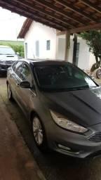 Ford Focus Automatico 2.0 - Ano 2015/16 - Unico dono - 2016