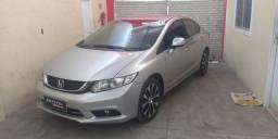 Civic Lxr 2.0 Extra Completo ano 2015 - 2015