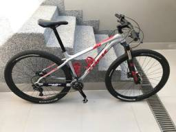 MTB Trek X-Caliber 9 2018 XT 2x11 M/L (18,5)- Bike em estado de zero km