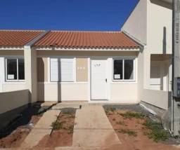 Casa nova completa a venda