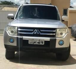 Pajero full 3.2 gls 4x4 16v turbo intercooler diesel automático 2008 - 2008
