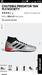 Chuteira Adidas n° 37