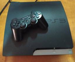 PlayStation 3 120gb + Jogos + PlayMove