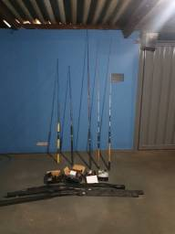 Kit para pesca