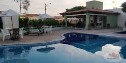 Casa para Venda com 2 quartos e corredor lateral coberto no bairro Papagaio