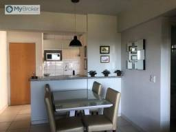 Apartamento com 3 dormitórios à venda, 75 m² por R$ 330.000,00 - Setor Negrão de Lima - Go