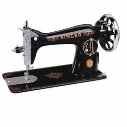 Vendo maquina de costura Singer antiga