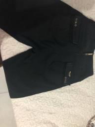 Vendo calça e cropped